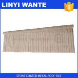 De bouw Tegels van het Dakwerk van het Metaal van het Dak Materialen stenen-Met een laag bedekte