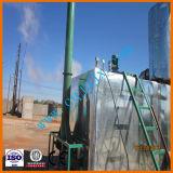 Macchina di plastica del gasolio di rigenerazione di distillazione dell'olio Jnc-5