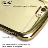 O preço de fábrica de Shs galvaniza a caixa do telefone móvel da cor para a borda de Samsung S7