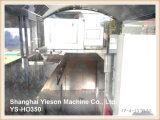 50mmの塀のクレープのカートの販売のための移動式台所ファースト・フード車とのYs-Ho350 3m