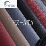 Cuoio molle dell'unità di elaborazione del PVC del tessuto del sofà della tappezzeria