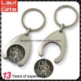 Держатель Keychains монетки промотирования изготовленный на заказ