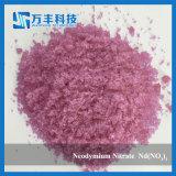 Nitrato del neodimio di alta qualità con il prezzo competitivo
