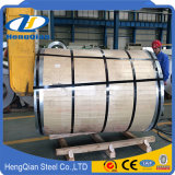 Superficie luminosa 430 bobina dell'acciaio inossidabile di spessore di 201 304 5mm per costruzione