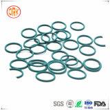 (AS568) Резиновый колцеобразное уплотнение зеленого цвета FPM