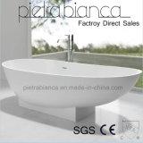 Vasca da bagno di superficie solida della mobilia moderna della stanza da bagno (PB1010N)