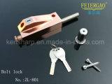 Aluminiumtür-Verschluss der schrauben-Zl-801 für Schiebetür