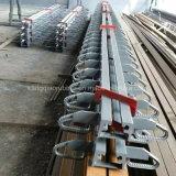鋼鉄形の橋および道路工事のための鋼鉄膨張継手