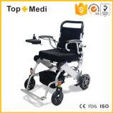 中国の車椅子の卸し業者はFoldable電動車椅子にハンディキャップを付けた