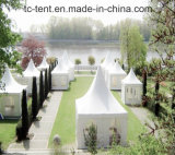 Barraca ao ar livre do Pagoda do PVC da fonte da fábrica da alta qualidade para a venda