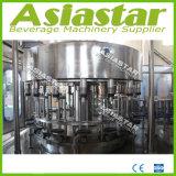 Máquina de rellenar líquida pura completamente automática del agua mineral del acero inoxidable