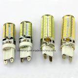 Ampoule 3W 4W 5W AC220V de l'approvisionnement DEL G9 d'usine