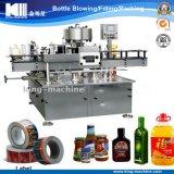 Máquina de etiquetas fria automática da colagem para o papel