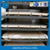 Feuille d'acier inoxydable de solides solubles 201 fabriquée en Chine