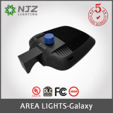 130lm/W des UL-Dlc IP65 150W~300W Bereichs-Licht Parkplatz-LED