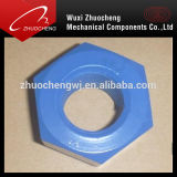 Porca Hex chapeada zinco de aço de carbono Grade8 DIN934