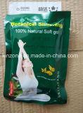 Pérdida de peso botánica del gel suave natural del 100% Softgel Mzt