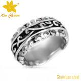 SSR-013 China Edelstahl-Hochzeits-Quarz-Ring Soem