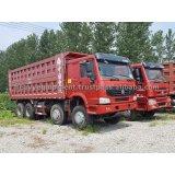 Camion- de Sinotruck HOWO 371HP 8X4 50ton