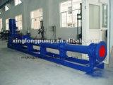 Pomp van de Schroef van Xinglong van de Reeks van Xg de Enige die in het Procédé van de Behandeling van het Afvalwater wordt gebruikt