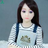 Preiswerte Realistict Silikon-Puppen für Erwachsenen, Liebes-Puppe mit dem Metalskelett