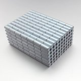 Magneti permanenti di figura del cilindro di placcatura dello zinco