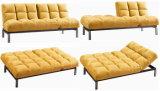 リビングルームのソファなどの特殊な二つ折りソファベッド(VV969)
