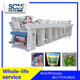 Automatische Plastikpaket-Zylindertiefdruck-Drucken-Maschine