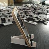 iPhoneのiPad Samsung SmartphonesのためのV形Foldable台紙の立場のユニバーサルホールダーおよびタブレット