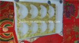 Volle automatische hydraulische Goldstempelnstempelschneidene Maschine