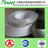 Растворител-Основанная акриловая слипчивая лента алюминиевой фольги ткани стеклоткани