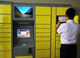 "Constructeurs de kiosque de service d'individu pour l'écran tactile, moniteur capacitif d'écran tactile 15 "" 17 "" 19 "" 22 "", port de VGA+DVI+HDMI"