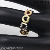 Anello di barretta semplice dei monili di disegno del cuore di 14036 modi placcato con multicolore