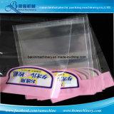 自己のシールの機械を作る付着力のResealableチェロBOPP DVDのポリ袋