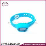 De digitale Draadloze Slimme Thermometer van het Horloge van de Baby Bluetooth