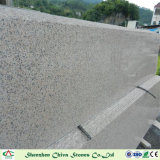Lajes baratos e azulejos Taishan Red Chinese Granite Price