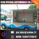China Factory Supply Light 4X2 Dongfeng Essence Mobile Shop Van