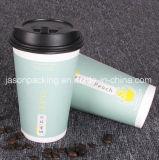 El papel revestido del PE doble para hace la taza de café