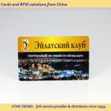 Cartão magnético codificado do PVC com impressão de cores cheias para a lealdade