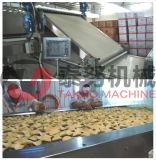 Pommes chips productives industrielles faisant la marque de Pringle de machine