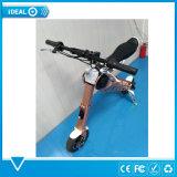 """10 """"de la rueda trasera de 36V 350W plegable Scooter eléctrico de bicicletas"""