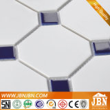 목욕탕 벽과 지면 (C655143)를 위한 흑백 세라믹 모자이크