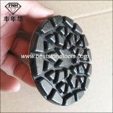 구체적인 테라조 돌을%s 크롬 28 Superhard 다이아몬드 젖은 닦는 패드