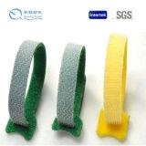 Fita mágica da tela ajustável com cintas plásticas Releasable
