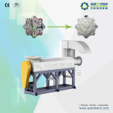 Plastique réutilisant l'élément de machine de pelletisation pour PE/PP/PA/PVC/ABS/PS/PC/EPE/EPS/Pet