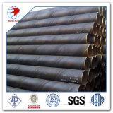 труба углерода GR b 100nb Schedule40 A53 API 5L сваренная спиралью стальная