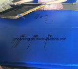 De Druk van het scherm met de Eenvoudige Beste Prijs van de Kleur voor de Raad van pp Coroplast Correx Corflute pp Sheet/PP