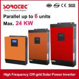 MPPTの太陽料金50Hz 4000W 80Aが付いているDC /ACの太陽エネルギーインバーター