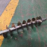 Granulaのための高品質のステンレス鋼ねじコンベヤー