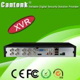 H. 264 1개의 지원 Ahd/Cvi/Tvi/IP/Analog 사진기 독립 DVR (XVRD820)에 대하여 Tribrid 5